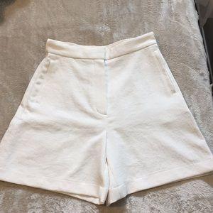 Aritzia high waisted shorts